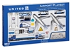 United 24 Piece Playset, Realtoy Diecast Toys Item Number RT6262