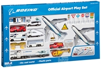 Boeing 30 Piece Playset, Realtoy Diecast Toys Item Number RT7472