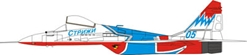 MiG-29 New Strizhil (1:72), Witty Wings Diecast Fighters Item Number WTY72019-06