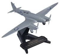 de Havilland DH.88 Comet, K-5084, RAF Martlesham, 1936, Oxford Diecast 1:72 Scale Models Item Number 72COM004