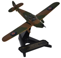 Percival Proctor Mk.IV, RM221, Royal Air Force (1:72), Oxford Diecast 1:72 Scale Models Item Number 72PP002
