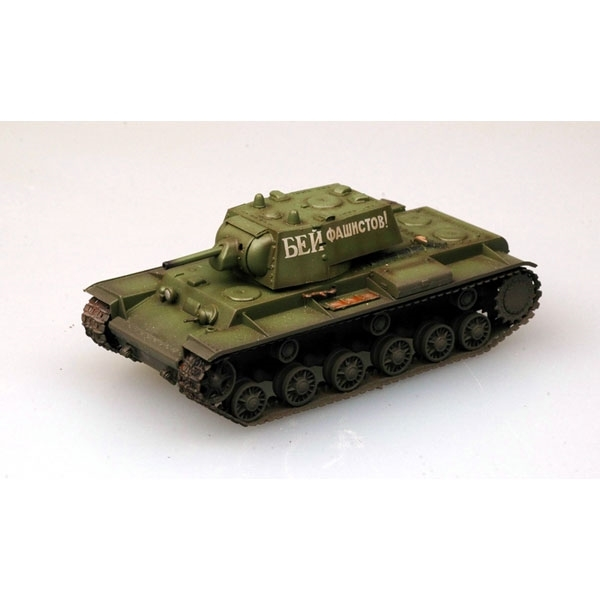 KV-1 Russian Army 1941 Grn :72, EasyModel Military Models, Item Number EM36276