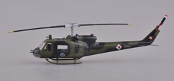 UH-1B Huey Iroquois U.S.Army No. 64-13912, Vietnam, during 1967 (1:72), EasyModel Aircraft Models Item Number EM36907