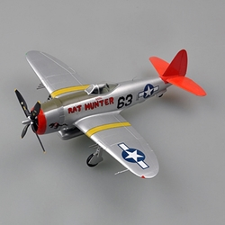 "P-47D Thunderbolt ""Rat Hunter"" (1:48), EasyModel Aircraft Models Item Number EM39309"
