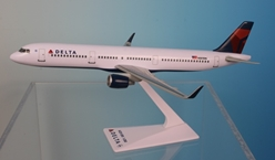 Delta A321-200 New Livery (1:200), Flight Miniatures Snap-Fit Airliners, Item Number AB-32100H-014