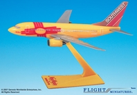 Southwest 737-700, New Mexico (1:200), Flight Miniatures Snap-Fit Airliners, Item Number BO-73770H-005