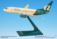 Air Tran B737-700 (1:200), Flight Miniatures Snap-Fit Airliners, Item Number BO-73770H-017