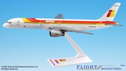 Iberia B757-200 (1:200), Flight Miniatures Snap-Fit Airliners, Item Number BO-75720H-031
