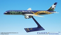 "America West 757-200 ""Nevada"" (1:200), Flight Miniatures Snap-Fit Airliners, Item Number BO-75720H-501"