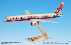 "America West 757-200 ""Teamwork"" (1:200), Flight Miniatures Snap-Fit Airliners, Item Number BO-75720H-505"