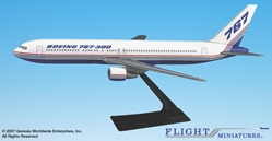 Boeing 767-300 House Colors (1:200), Flight Miniatures Snap-Fit Airliners, Item Number BO-76730H-025