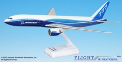 "Boeing 777-200 ""Dreamliner"" (1:200), Flight Miniatures Snap-Fit Airliners, Item Number BO-77720H-029"