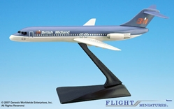 British Midland DC-9 (1:200), Flight Miniatures Snap-Fit Airliners, Item Number DC-00903H-001