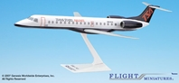 Trans States ERJ-145 (1:100), Flight Miniatures Snap-Fit Airliners, Item Number EM-14500C-004