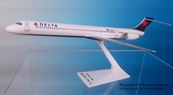 Delta MD-90 2007 to Current Livery (1:200)