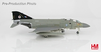 F-4J Phantom, No. 74 Sqn., RAF, Wattisham, 1990 (1:72) - , Hobby Master Diecast Airplanes Item Number HA1985