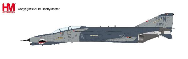 "F-4G Wild Weasel Die Cast Model 69-0291, 90th TFS, 1990 ""Desert Storm""(1:72) - Preorder item, order now for future delivery"