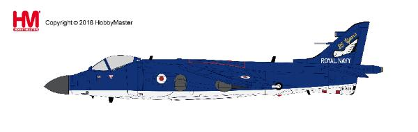 "Sea Harrier FA.2 Die Cast Model, No. 899 NAS ""Admiral's Barge"" , 25 Years Anniv. Special, Eagland, 2004 (1:72) - Preorder item, order now for future delivery , Hobby Master Diecast Airplanes, Item Number HA4104"