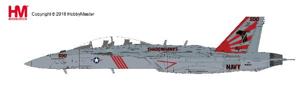 "EA-18G Growler VAQ-141 ""Shadowhawks"", USS Ronald Reagan, Atsugi Air Base, 2017 (1:72) - Preorder item, order now for future delivery"