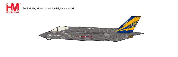 F-35C Lightning II CF-01, U.S. Navy (1:72) - Preorder item, order now for future delivery