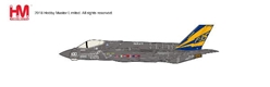 F-35C Lightning II CF-01, U.S. Navy (1:72) - Preorder item, order now for future delivery, Hobby Master Diecast Airplanes, Item Number HA6202