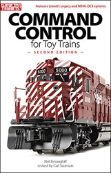 Command Control For Toy Trains, Kalmbach HobbyStore Item Number KAL8395