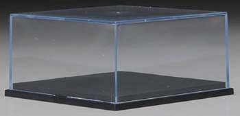 Square Display Case - Small, Trumpeter Item Number TRP9806