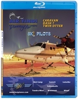 "Air Tindi ""Ski Pilots"" (BluRay DVD), Just Planes Aviation Blu-Ray Item Number JPTID1B"