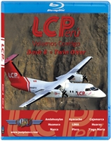 LC Peru (BluRay DVD), Just Planes Aviation Blu-Ray Item Number JPLCB1B