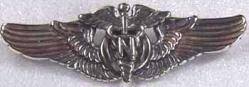 WWII Nurse Wing Sterling, Weingarten Gallery Item Number P-1145