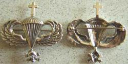 Paratrooper 11th Airborne H to H Sterling, Weingarten Gallery Item Number P-1434