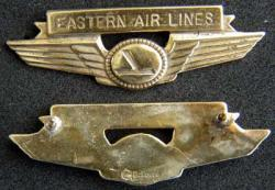 Eastern Air Line Wing Sterling GP, Weingarten Gallery Item Number P-1777