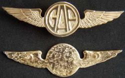 Vietnam Navy unofficial Air Crew Sterling, Weingarten Gallery Item Number P-1801
