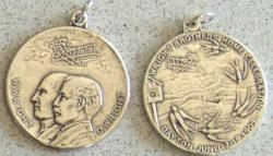 1909 Wright Brothers Homecoming Swallow Coin Sterling, Weingarten Gallery Item Number P-1255