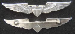 Goodyear Blimp Wing late 1930- WWII Sterling, Weingarten Gallery Item Number P-2172