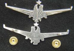American Airlines L-1011 Captain Wings Sterling, Weingarten Gallery Item Number P-2159