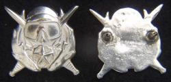 Special Operations Supervisor Diver Badge Sterling Silver Mess Dress, Weingarten Gallery Item Number P-2209