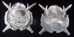 Special Operations Diver Badge Sterling Silver, Weingarten Gallery Item Number P-2210
