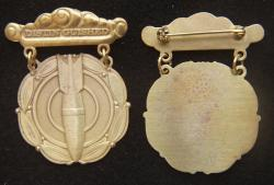 AAF - Distinguished Aerial Bomber Badge, Weingarten Gallery Item Number P-2305