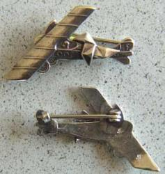 WWI French Pilot Cocotle de LEscadrille 11, Weingarten Gallery Item Number P-1487