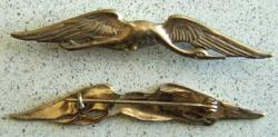 WWI French Pilot Stork Sterling GP, Weingarten Gallery Item Number P-1483