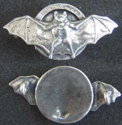 WWI French Squadron Pin BR113 Sterling, Weingarten Gallery Item Number P-1900