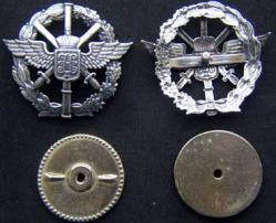 WWI Imperial Russian Observer Wing Sterling, Weingarten Gallery Item Number P-1833