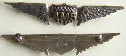 WWII Technical Observer Wing Sterling, Weingarten Gallery Item Number P-1334