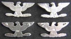 US Full Colonel Set Sterling, Weingarten Gallery Item Number P-1854
