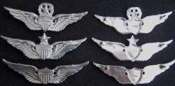 US Army Pilot wing Set Current issue, Weingarten Gallery Item Number P-1877Set