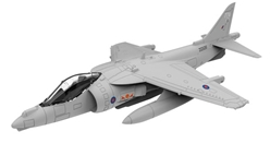 Harrier MkII GR9 Fighter Jet Scale (1:72), Corgi Diecast Aviation Item Number CC99309