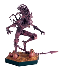 Alien King Special Edition Figure - Aliens 1986, Eagle Moss Item Number EMAPSPE03