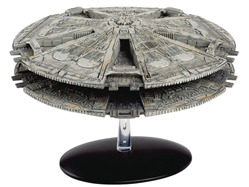 Battlestar Galactica - Baseship Classic  - Battlestar Galactica: The Official Starships Collection