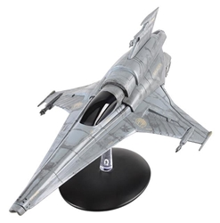 Battlestar Galactica - Viper Mk. VII 2004  - Battlestar Galactica: The Offical Starships Collection